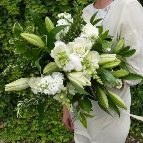 Classic White Bouquet